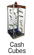 cash cube money machines for sale or rent